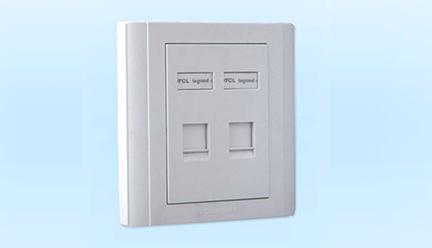 罗格朗非屏蔽信息面板-深圳华思特科技