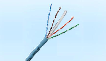 罗格朗六类4对非屏蔽PVC双绞跳线-深圳华思特