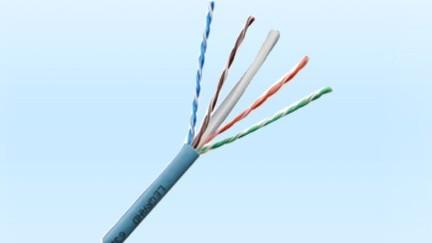 罗格朗-六类4对非屏蔽PVC双绞跳线