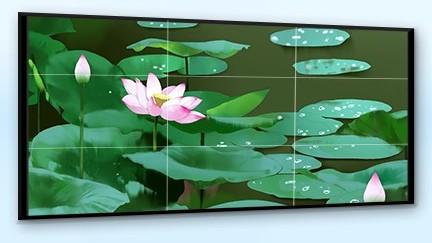0.88mm液晶拼接屏-深圳华思特科技广告拼接屏解决方案服务商-