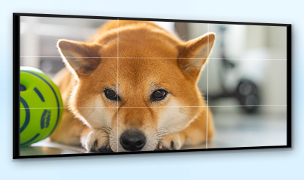 1.7mm液晶拼接屏-深圳华思特科技广告拼接屏解决方案服务商