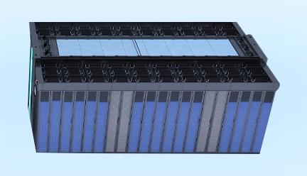 华为一体化机房-FusionModule2000机柜