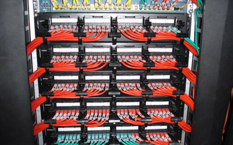 弱电网络布线