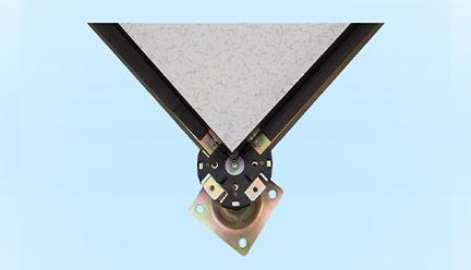 防静电活动地板注塑边-深圳华思特