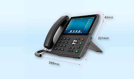 可视对讲电话机-深圳智慧园区