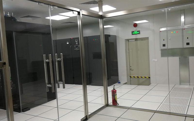 工厂数据中心机房建设