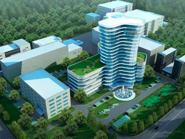 华思特科技某园区大楼数据中心规划案例