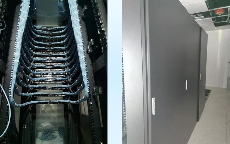 网络中心机房建设