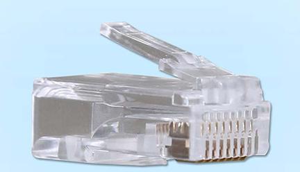 超5类水晶头632710-深圳华思特
