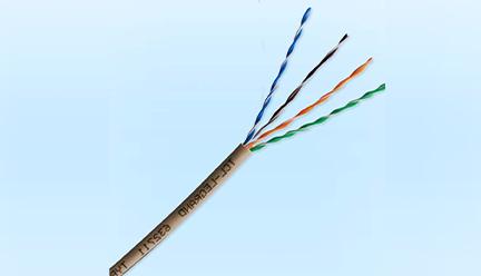 罗格朗-超五类非屏蔽线缆